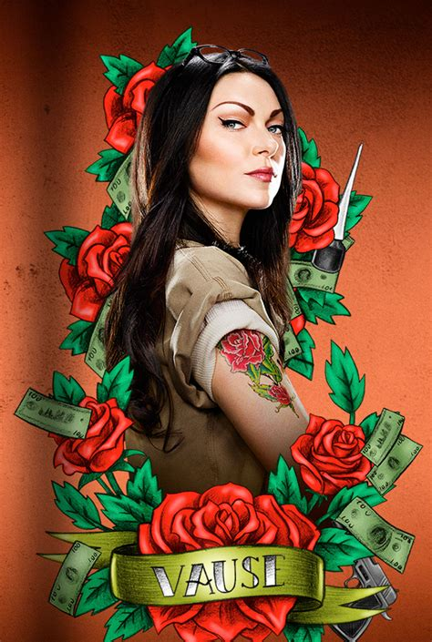 laura prepon tattoos amazing official new orange is the new black artwork revealed