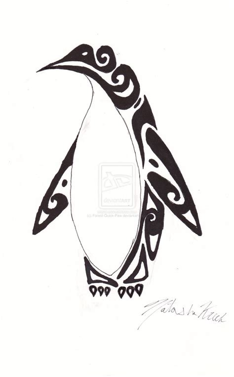 tribal penguin tattoo meaning 17 best design elements images on