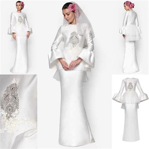 Baju Dress Terkini | baju pengantin terkini 2016 2017 rizalman bridalwear