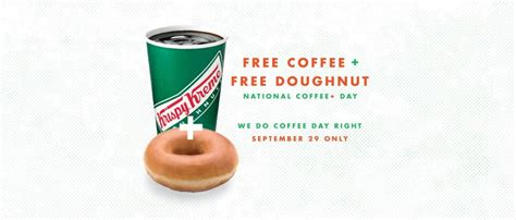 #NationalCoffeeDay Freebies (Krispy Kreme, Dunkin? Donuts, Sheetz, Wawa, Southern Season