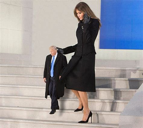 donald trump height in feet tiny trump memes become big on internet entertainment