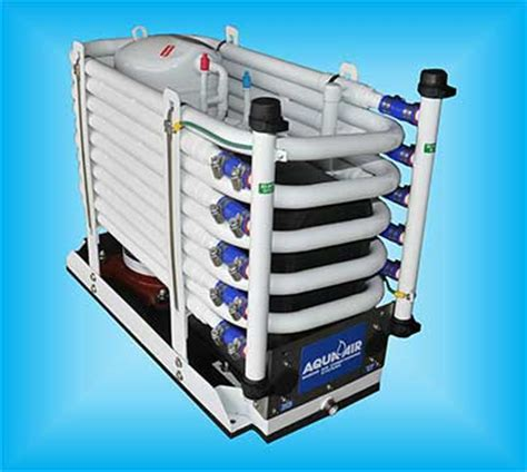 Ac Aqua tropical marine air conditioning news water makers refrigeration