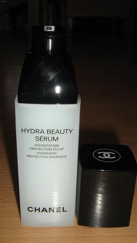 Chanel Hydra Serum 30ml chanel hydra pflege test bei der de