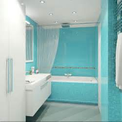 Light blue bathroom jecontacte