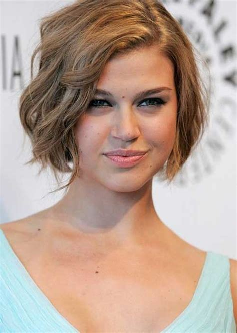 bobs for wavy hair 25 best wavy bob hairstyles short hairstyles 2016 2017