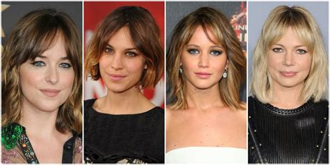 årets Frisyr 2016 10 trendy hairstyles with bangs to freshen up your look