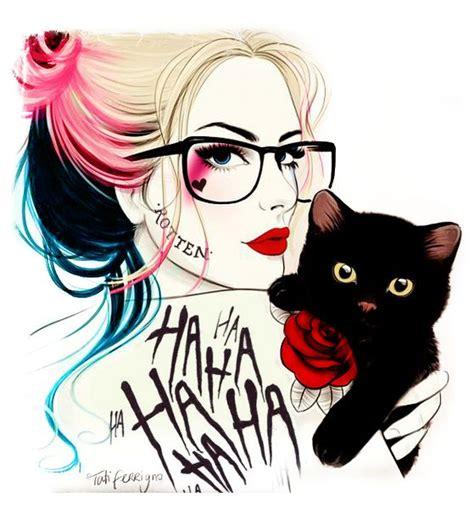 Character Design Illustration Iphone Semua H tumblr static 5wglek4for48wk4g8ocgsgs0o png 559 215 600 costume harley quinn makeup