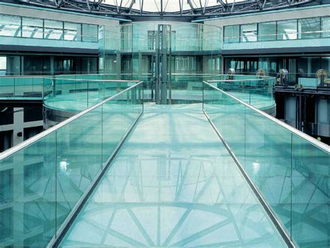 glass floor anti slip glass flooring lite floor by glassolutions