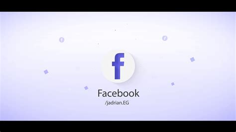 after effects free templates facebook quot social facebook quot after effects free template proyecto