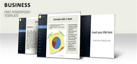 simple business template powerpoint yet another simple business template for powerpoint
