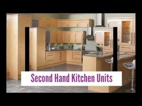 second hand kitchen cabinets for sale gumtree kitchens for sale youtube