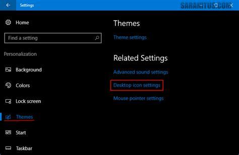 desktop icon themes windows 10 แสดง desktop icons บนเดสก ท อป windows 10