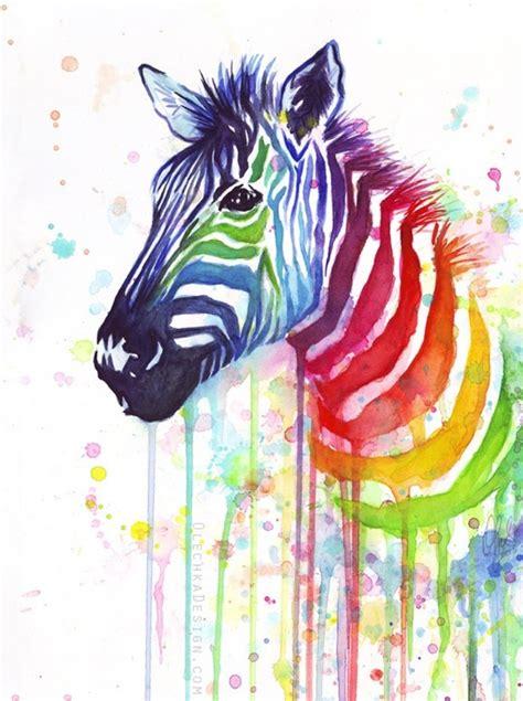 sulu boya hayvan boyama 214 rnekleri