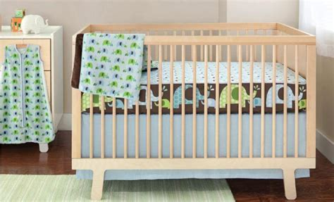 Baby Crib Bumpers Dangerous Innovative Skiphop Complete Sheet Eliminates The Need For Dangerous Crib Bumpers Inhabitots