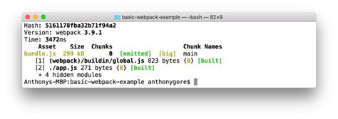 Tutorialspoint Webpack | знакомство с webpack без профессиональных терминов для