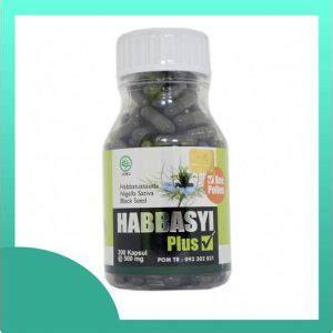 Habbats Habbatussauda Murni 100 Kapsul Habbat S Limited suplemen habbats 3in1 habbat s