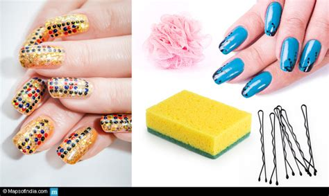 5 easy ways to get professional nail at home my india