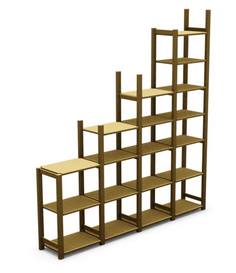 ivar regal ivar bookshelf step iges 3d cad model grabcad