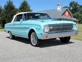 63 Ford Falcon For Sale 1963 Ford Falcon Convertible 116425