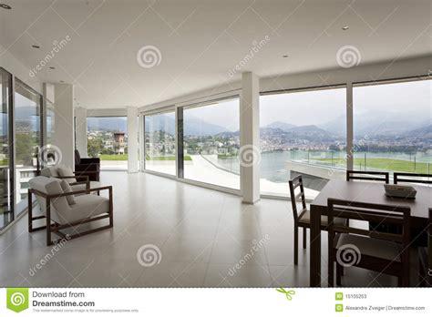 moderne landhausmöbel bel int 233 rieur d une maison moderne image stock image du