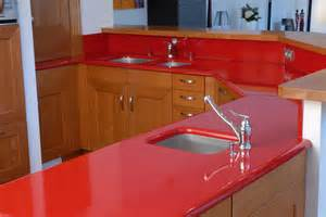 Marble Laminate Countertops - 5 cool and unique kitchen countertops you need to see
