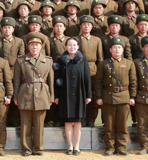 bio data kim jong un north korea kim jong un sister pictured as promotion