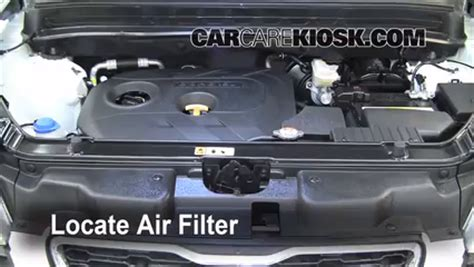 automotive air conditioning repair 2012 kia soul engine control air filter how to 2010 2013 kia soul 2012 kia soul 2 0l 4 cyl