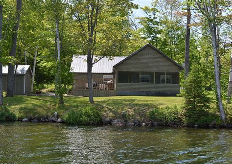 Grians Country Cottages by Cottage Resorts In Algoma Northern Ontario Canada