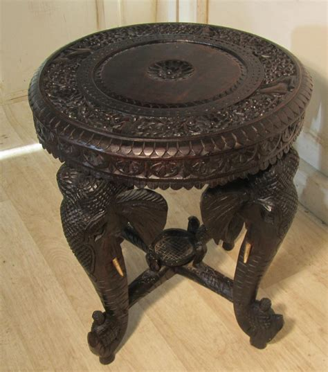 elephant tables for sale superb carved elephant table occasional coffee table