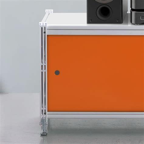 scaffali scorrevoli astryd scaffale basso in metallo con ante scorrevoli 100 x