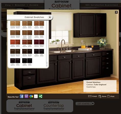 rust oleum cabinet transformations do it yourself cabinet modern small kitchen with tudor unglazed kitchen cabinets