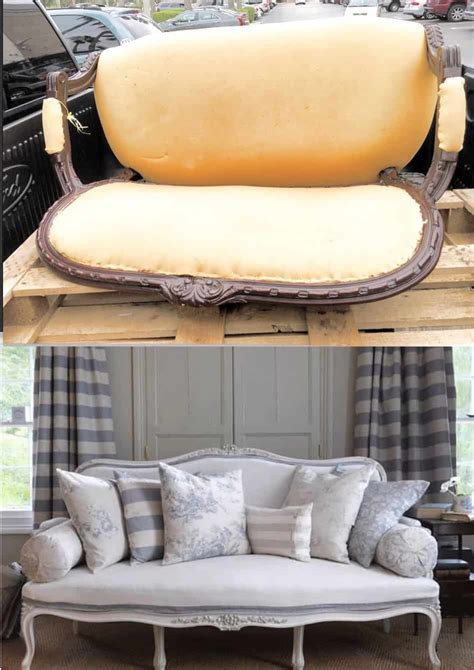 How To Reupholster A Sofa by How To Reupholster Furniture 20 Detailed Tutorials