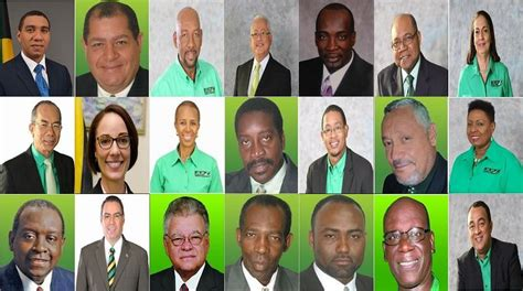 Members In Cabinet Of Prime Minister by Holness Announces Cabinet Who S In And Who S Out Jamyah