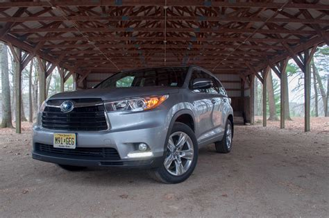 Toyota Cargurus 2016 2017 Toyota Highlander Hybrid For Sale In Your Area