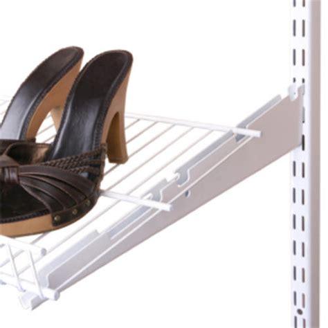 Wire Closet Shelving Brackets Decorative Closet Shelf Brackets Ideas Advices For