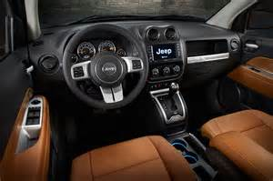 Jeep Compass Interior Pictures by Car Picker Jeep Compass Model Interior Images
