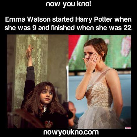 emma watson facts cool facts about emma watson