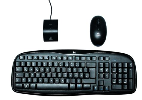 Logitech New Touch Keyboard 100 logitech cordless desktop ex 100 reviews and ratings techspot