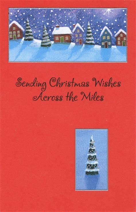 miles christmas card  freedom