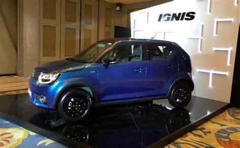Prices Of Maruti Suzuki Maruti Suzuki Ignis Prices Start At Rs 4 59 Lakh Ndtv