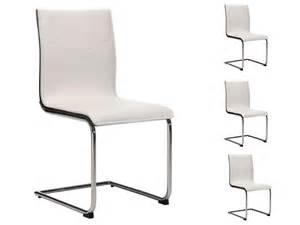 stuhl weiss designer stuhl hory wei 223 schwarz 4er set dining stuhl