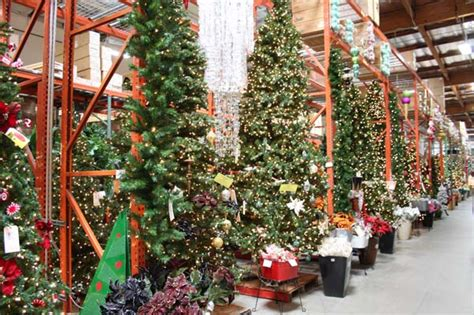 shinoda design center santa ana warehouse christmas tree