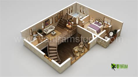2 Bedroom Flat Floor Plan by 3d Grundriss Design Amp Interaktive 3d Grundriss Von