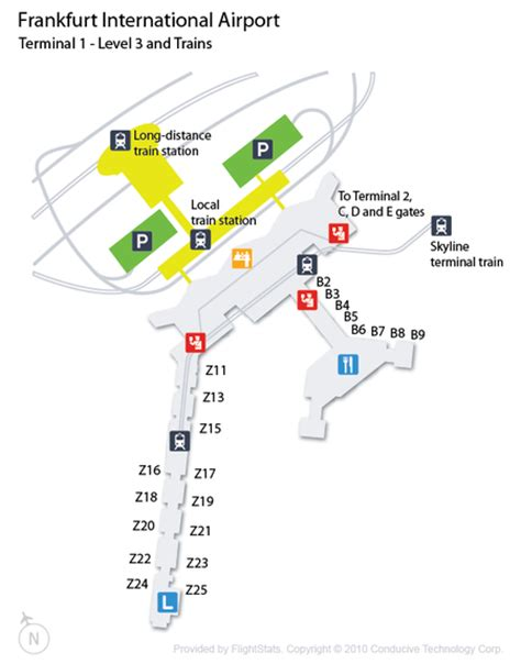 frankfurt airport map frankfurt airport fra guide fly to frankfurt with flight centre