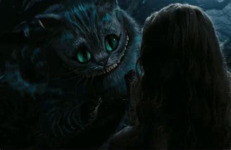 cheshire cat wallpaper tim burton on the cat s face unreal nature