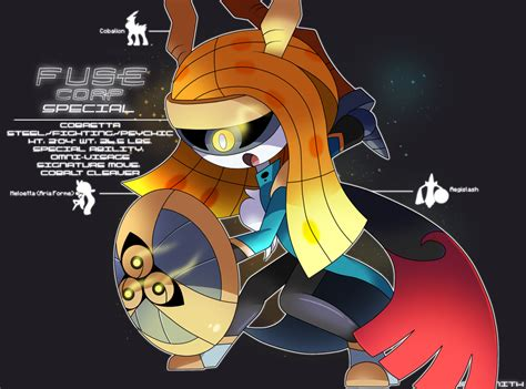 F.U.S.E Corp Special: Cobaetta by Dragonith on DeviantArt