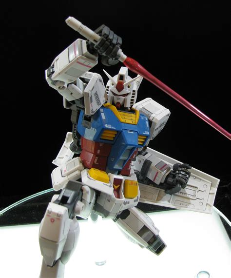 Gundam Mg Rx 78 2 mg 1 100 rx 78 2 gundam ver 3 0 no 16 new hi resolution