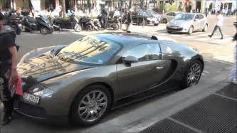 Driving A Bugatti Veyron Samuel Eto O Driving His Bugatti Veyron