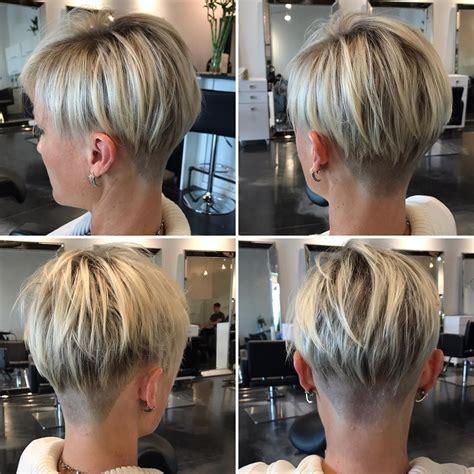 pin en pelo peinados cortes rostro