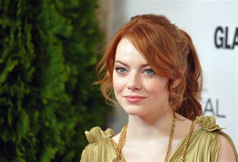 emma stone yearly income emma stone photos photos 21st annual glamour women of